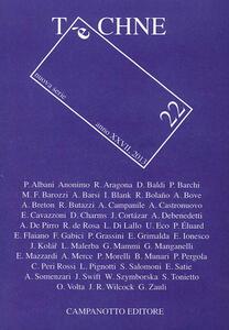 Tèchne (2013). Vol. 22
