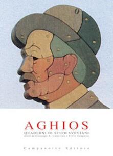Antondemarirreguera.es Aghios. Quaderni di studi sveviani. Nuova serie. Vol. 1 Image