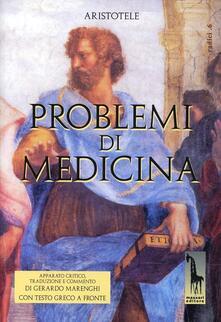 Listadelpopolo.it Problemi di medicina. Testo greco a fronte Image