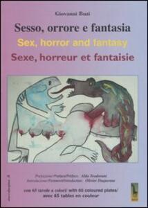 Sesso, orrore e fantasia-Sex, horror and fantasy-Sexe, horreur et fantaisie