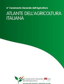 Atlante dell'agricoltura italiana - Istat - ebook