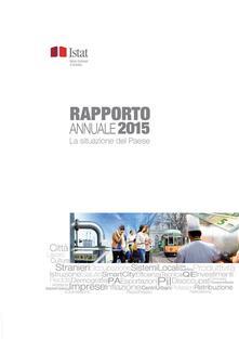 Rapporto annuale. La situazione del paese nel 2015 - Istat - ebook