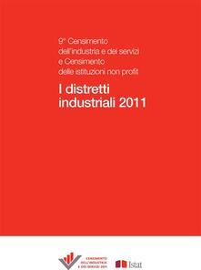 I distretti industriali 2011 - Istat - ebook