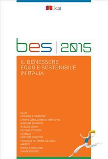 BES 2015 - Istat - ebook