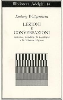 Radiosenisenews.it Lezioni e conversazioni sull'etica, l'estetica, la psicologia e la credenza religiosa Image
