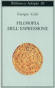 Filosofia dell'espressione