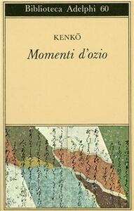 Libro Momenti d'ozio Kenko Yoshida