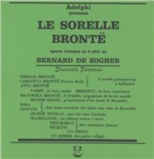 Aboutschuster.de Le sorelle Brontë. Opera comica in quattro atti Image
