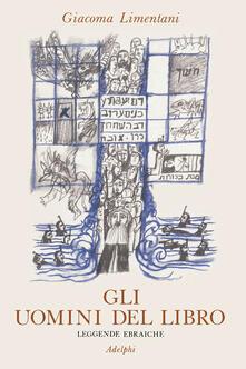 Ristorantezintonio.it Gli uomini del Libro. Leggende ebraiche Image