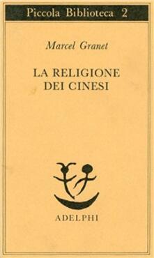 La religione dei cinesi.pdf