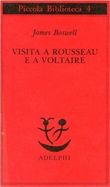 Premioquesti.it Visita a Rousseau e a Voltaire Image