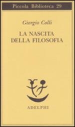 La nascita della filosofia