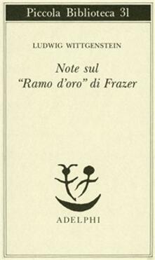 Rallydeicolliscaligeri.it Note sul «Ramo d'oro» di Frazer Image