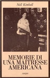 Memorie di una maîtresse americana