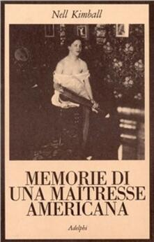 Listadelpopolo.it Memorie di una maîtresse americana Image