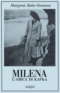 Milena. L'amica di Kafka