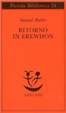 Vitalitart.it Ritorno in Erewhon Image