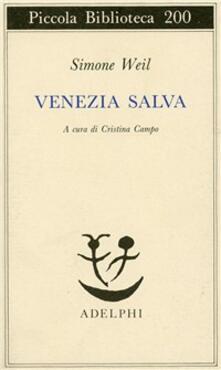Capturtokyoedition.it Venezia salva Image