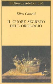 Promoartpalermo.it Il cuore segreto dell'orologio. Quaderni di appunti (1973-85) Image
