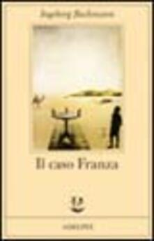 Filippodegasperi.it Il caso Franza. Requiem per Fanny Goldmann Image