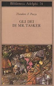 Libro Gli dei di Mr. Tasker Theodore F. Powys