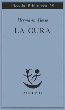 La cura - Hermann Hesse - copertina