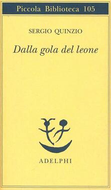 Listadelpopolo.it Dalla gola del leone Image