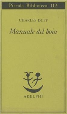 Vastese1902.it Manuale del boia Image