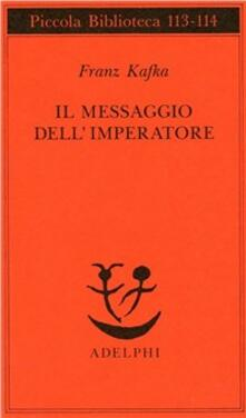 Listadelpopolo.it Il messaggio dell'imperatore Image