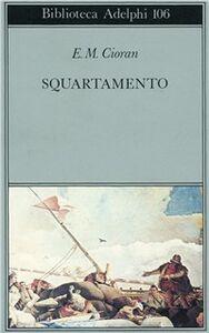 Libro Squartamento Emil M. Cioran