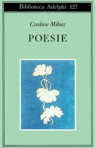 Libro Poesie Czeslaw Milosz