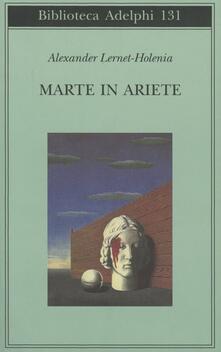 Capturtokyoedition.it Marte in Ariete Image