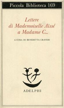 Squillogame.it Lettere di Mademoiselle Aïssé a Madame C... Image