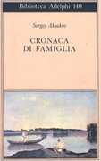 Libro Cronaca di famiglia Sergej Aksakov