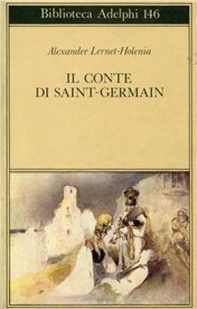 Il conte di Saint-Germain - Alexander Lernet-Holenia - copertina