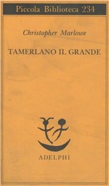 Ristorantezintonio.it Tamerlano il Grande Image