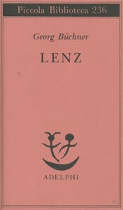 Libro Lenz Georg Büchner