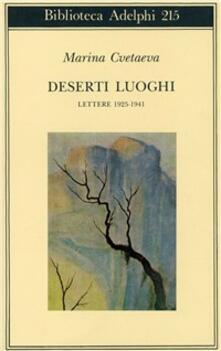 Winniearcher.com Deserti luoghi. Lettere (1925-1941) Image