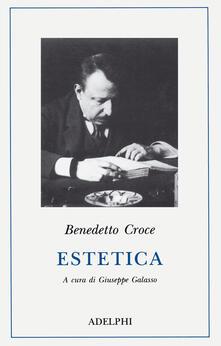 Radiospeed.it Estetica come scienza dell'espressione e linguistica generale. Teoria e storia Image