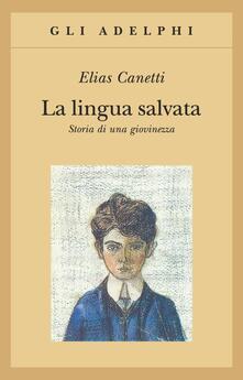 Vitalitart.it La lingua salvata. Storia di una giovinezza Image
