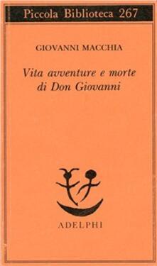 Equilibrifestival.it Vita avventure e morte di Don Giovanni Image