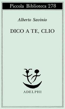 Dico a te, Clio.pdf