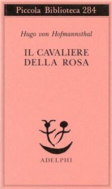 Amatigota.it Il cavaliere della rosa Image