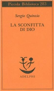 Ascotcamogli.it La sconfitta di Dio Image