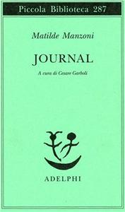 Libro Journal Matilde Manzoni