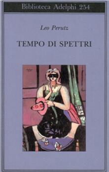 Librisulladiversita.it Tempo di spettri Image