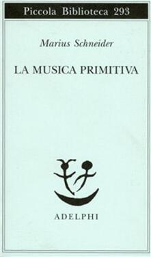 Filmarelalterita.it La musica primitiva Image