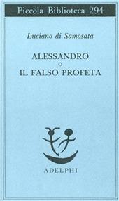 Alessandro o il falso profeta