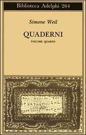Quaderni. Vol. 4