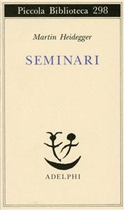 Libro Seminari Martin Heidegger